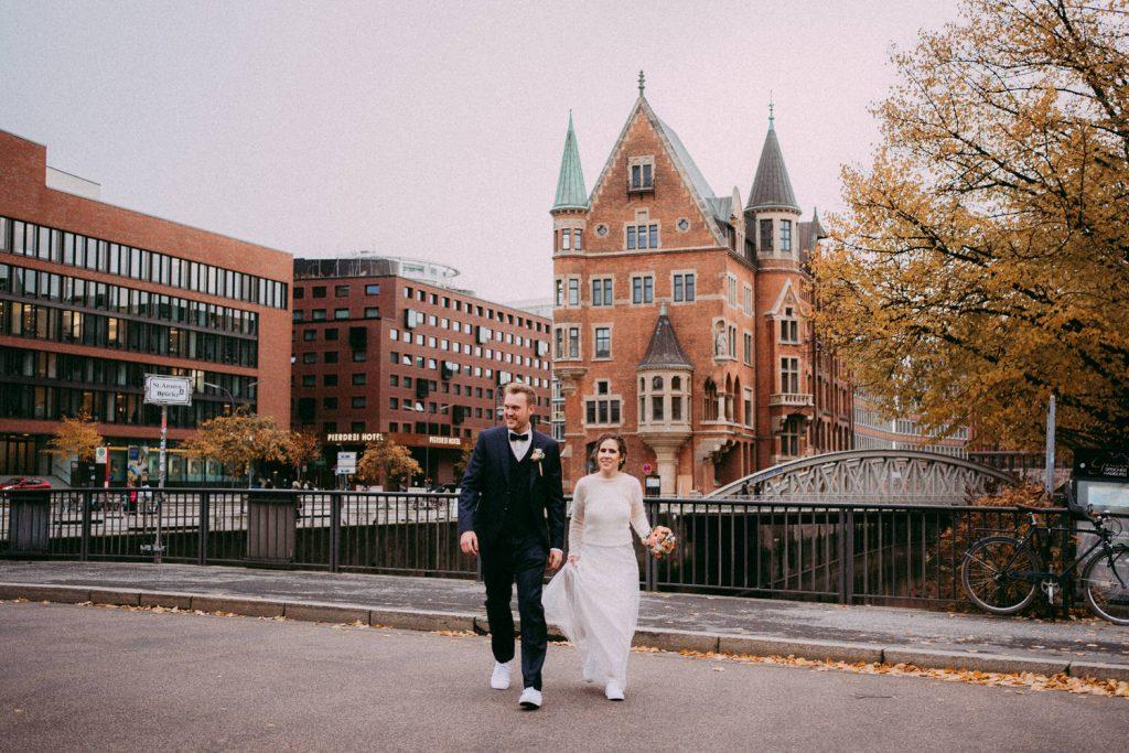Hochzeit Speicherstadt Hamburg